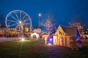 Christmas in Eyre Square Galway