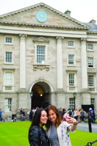 Special Needs Au Pair Dublin. and visit Trinity College