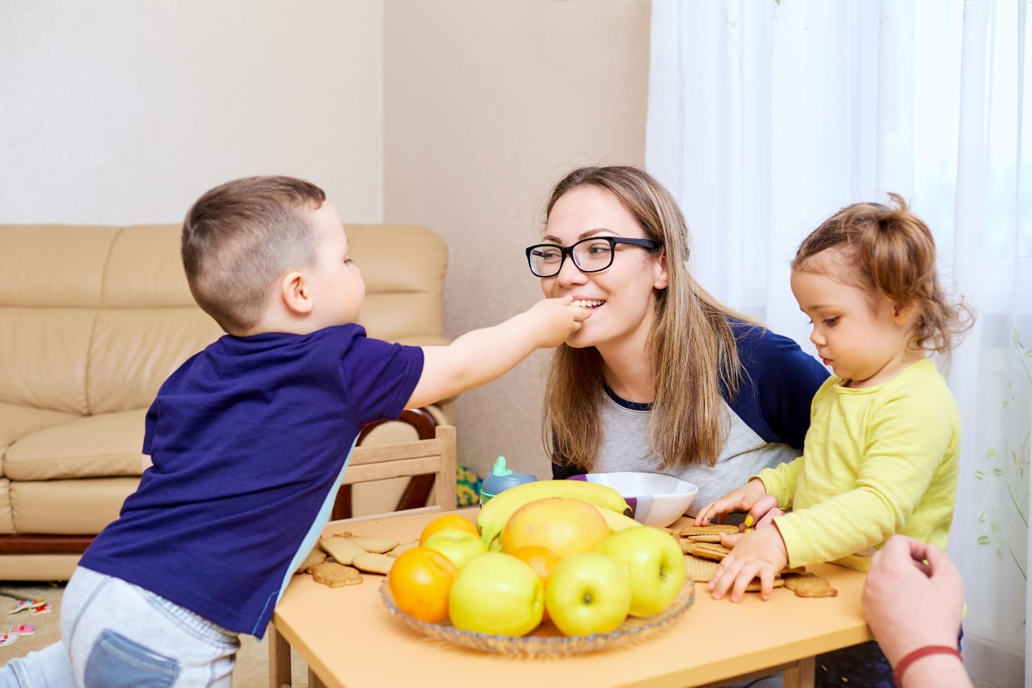 Making Family Life Easier with An Au Pair